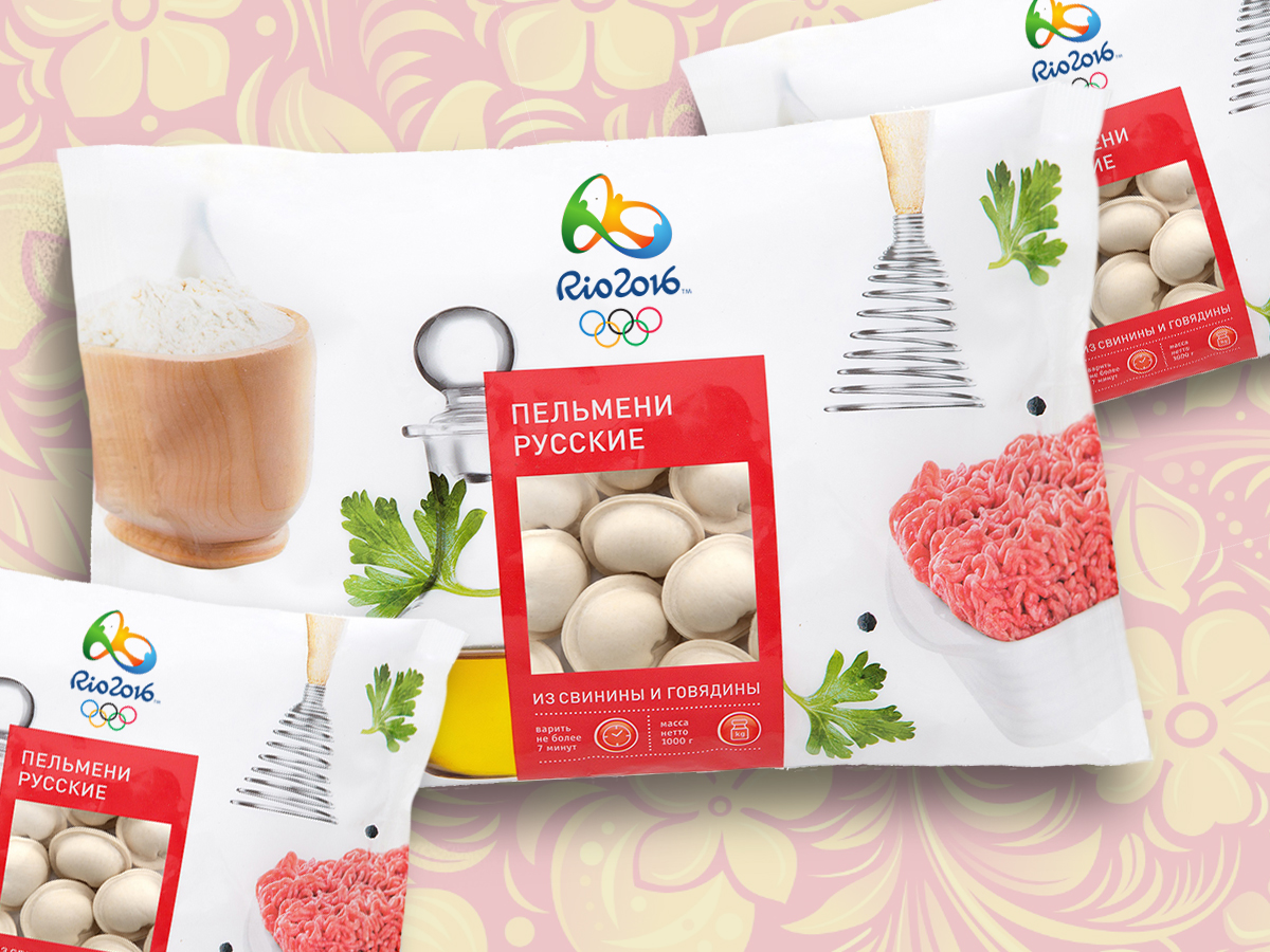 Breaking: Pelmeni Russkiye to become official sponsor of 2016 Olympic Games in Rio