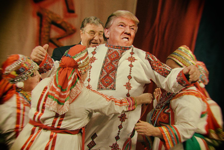Donald Trump to take Russian citizenship