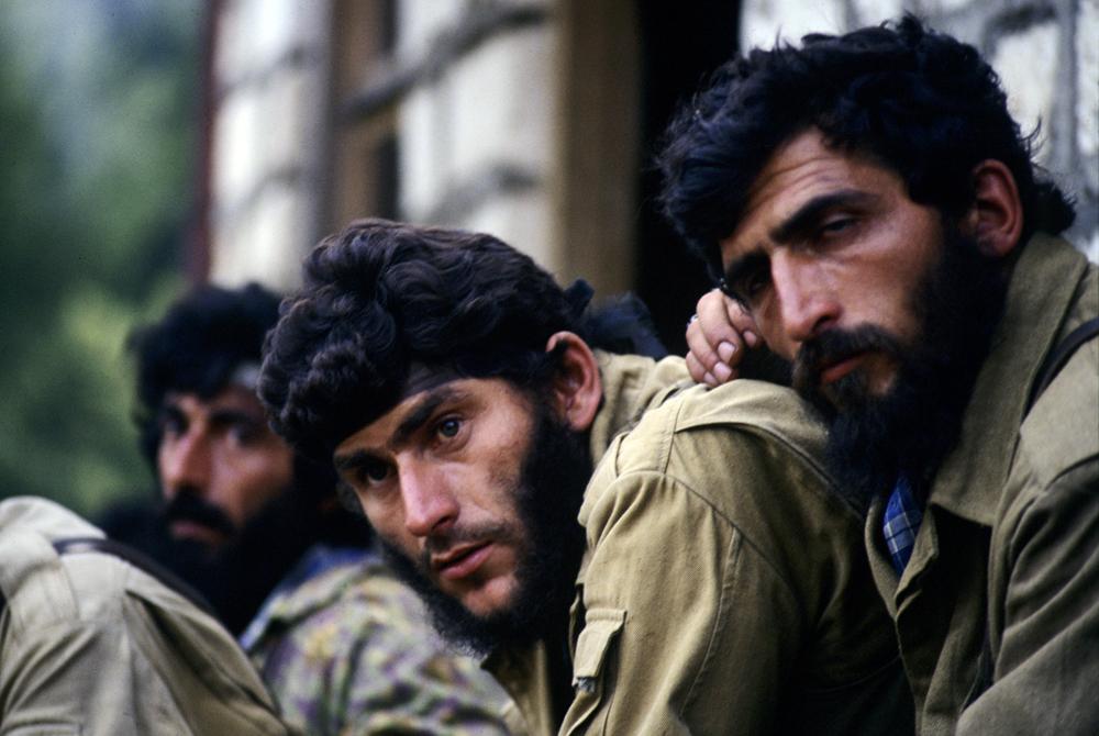 Konflik di Nagorno-Karabakh tidak pernah benar-benar membeku. Sumber: RIA Novosti