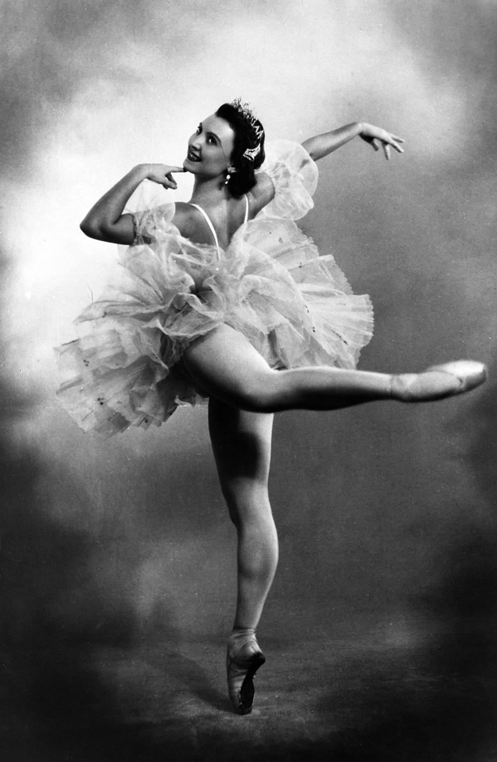 Раиса Стручкова во улогата на Маша. 1954 година / РИА Новости