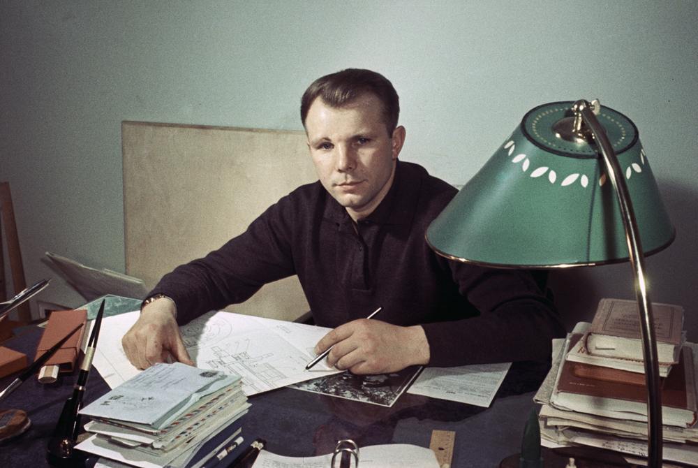 6 things you might not know about Yuri Gagarin
