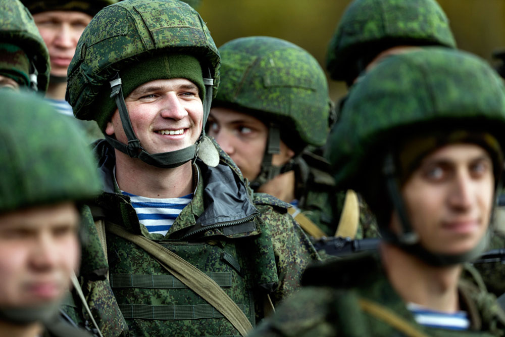 Russia is one of the world leaders in terms of the share of GDP spent on defense.