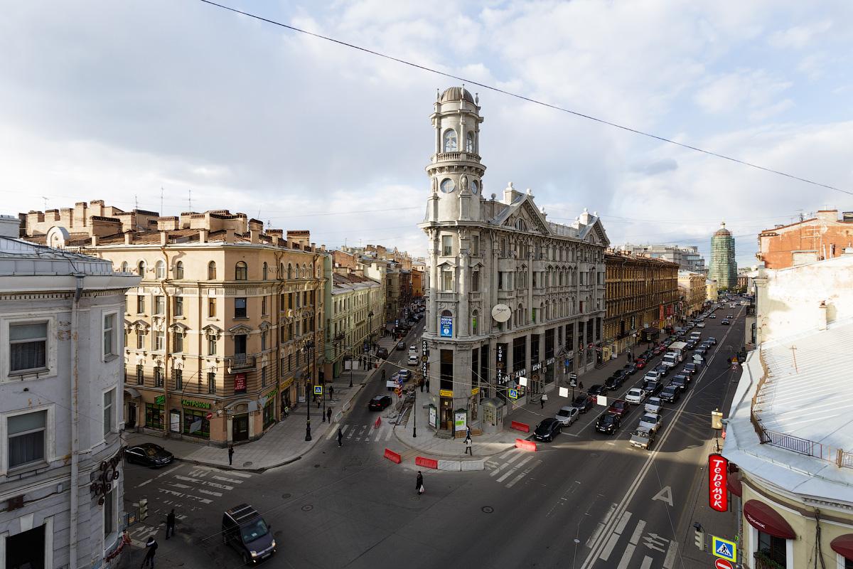 Isso porque a vista do alto da antiga capital russa é esplêndida!