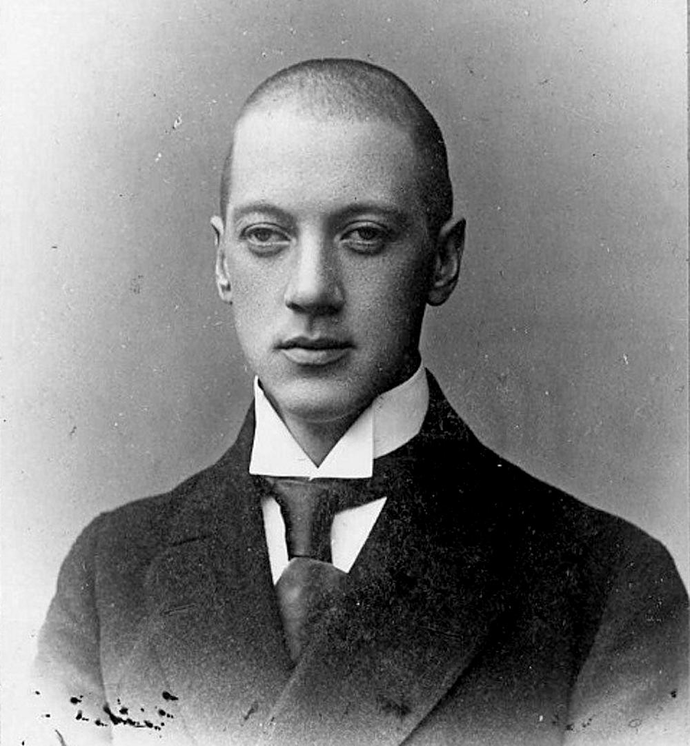 Николај Гумиљов.