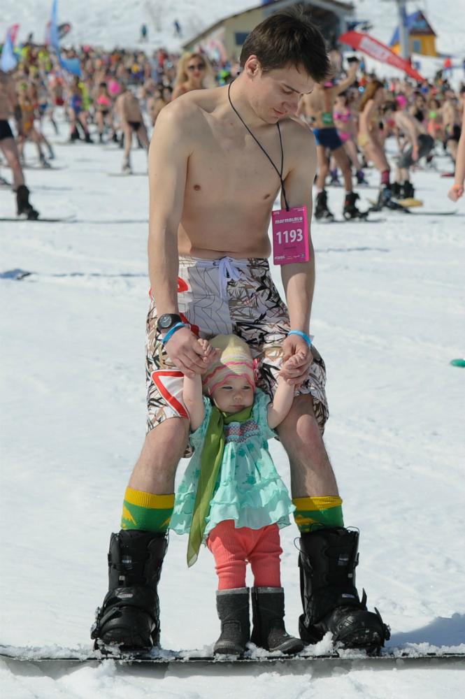 Dvoje skijaša u zrelim godinama - 71-godišnji muškarac i 61-godišnja žena iz Novokuznjecka - primili su novčane nagrade.