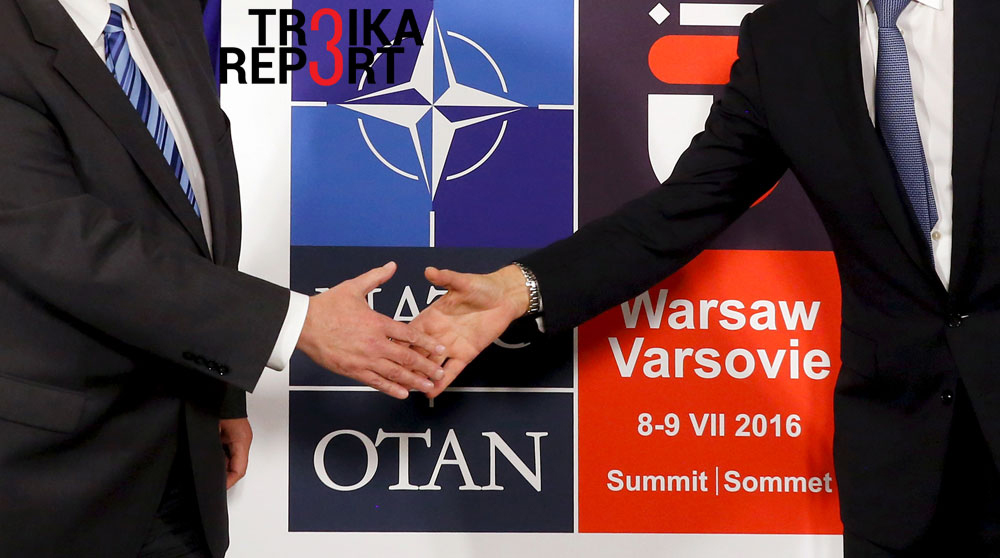 The upcoming NATO summit will be held in Warsaw on 8-9 July, 2016.