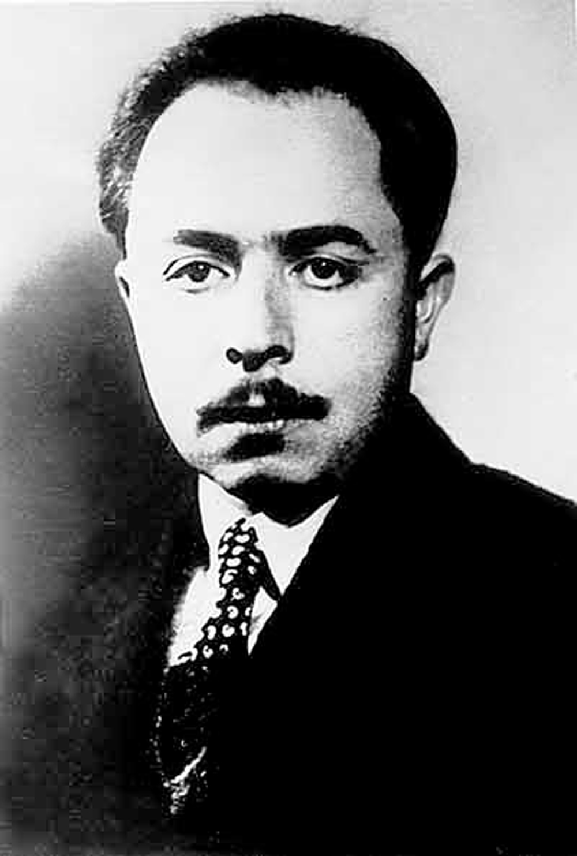 Yan Chernyak.
