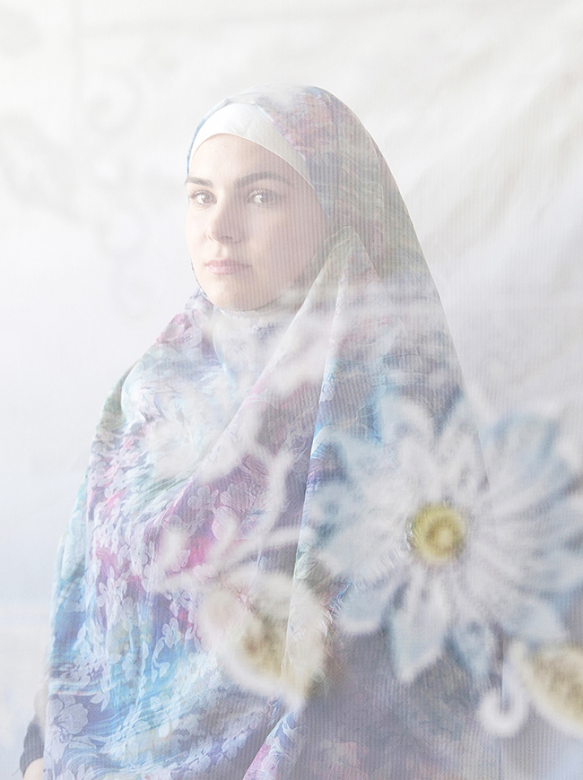 "In the modern city, many of the visual characteristics of people from different ethnic groups are erased. However, ethnicity and cultural features are very important. Russian photographer Sergey Poteryaev explores the Tatars, one of the largest ethnic groups in Russia. / Ksusha, 25, housekeeper. ""In the Urals everything is complicated. In some villages, locals argue if they are Tatars or Bashkir. I am Bashkir because of my mother, while my father is Russian""."