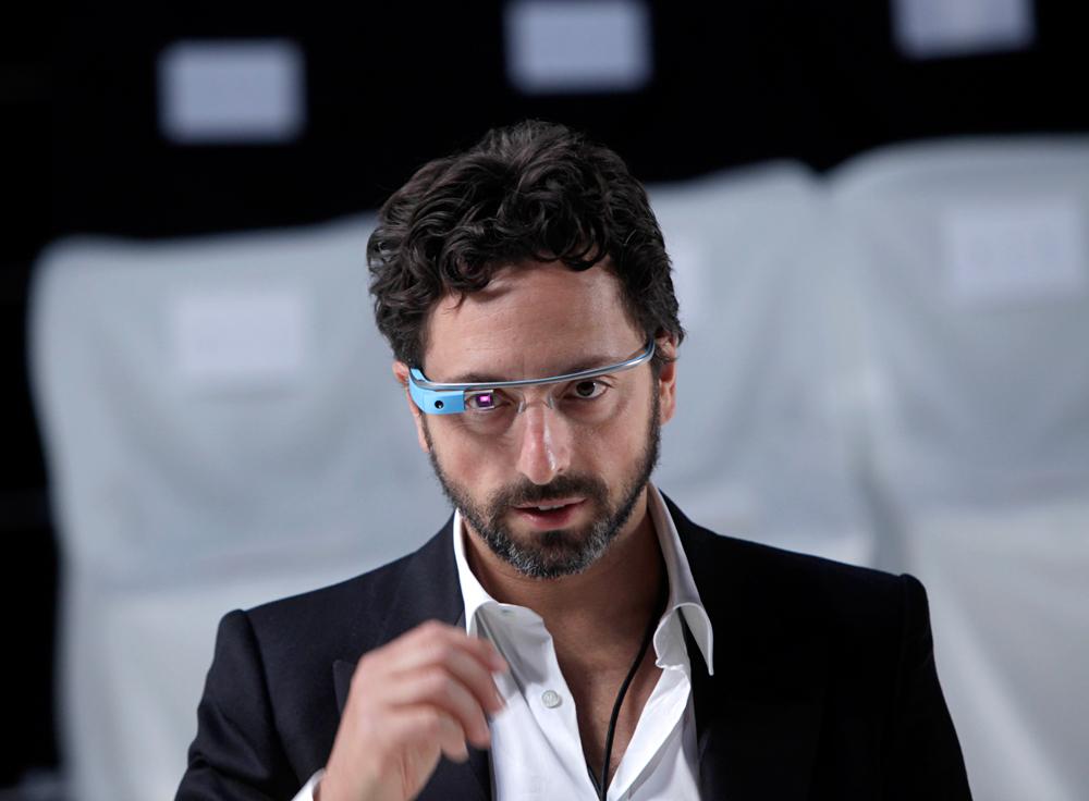 Sergej Brin, jedan od osnivača najpoznatije internet tražilice Google.