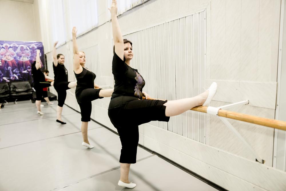 Il corpo di ballo fa parte del Ballet Theater di Perm, città russa degli Urali a 1.400 chilometri da Mosca