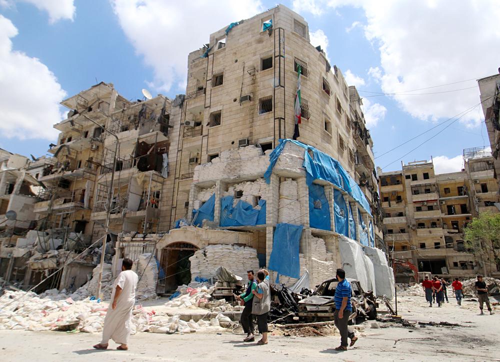 Após retomada de regiões sírias, Rússia ajudará na reconstrução de marcos históricos