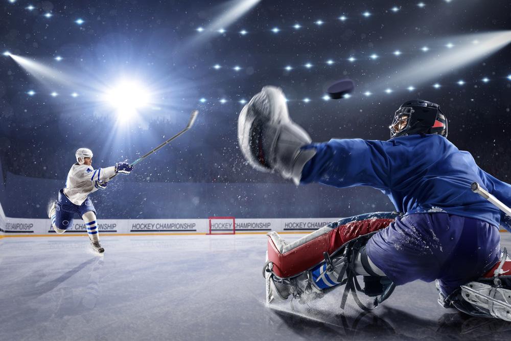 Хокеј.
