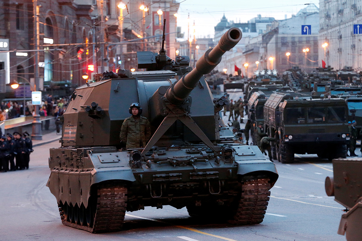 The Victory Day parade, commemorating the 71th anniversary of the defeat of the Nazis, will commence on Red Square in Moscow on 9th May at 10am Moscow time.