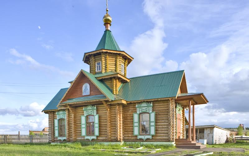 Lesosibirsk Visionary Shrines In The Siberian Taiga Russia Beyond