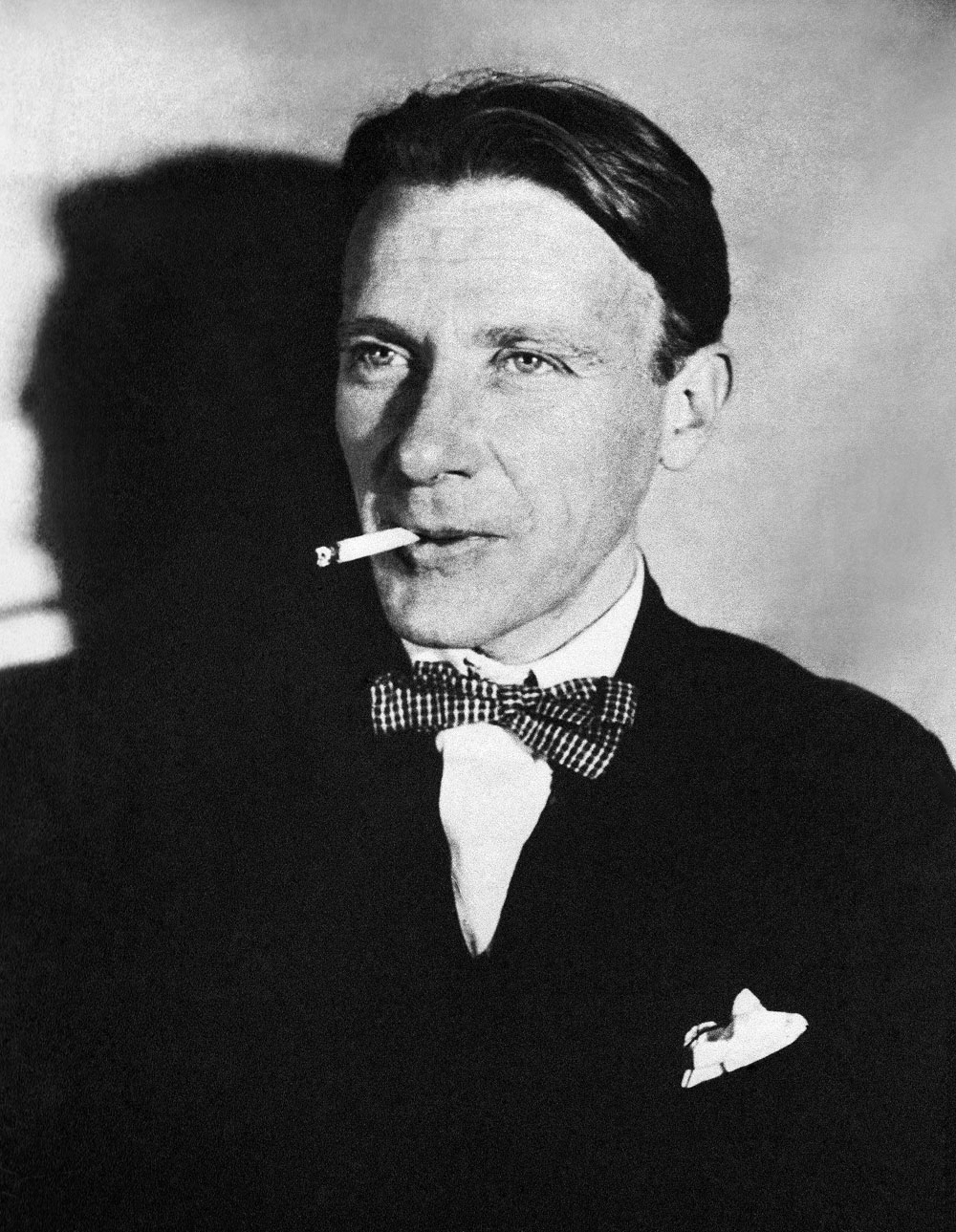Russian writer Mikhail Bulgakov.