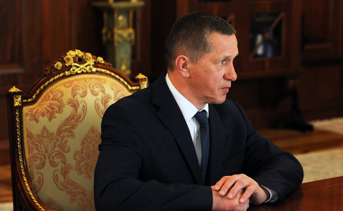Deputy Prime Minister and Plenipotentiary Presidential Envoy in the Far East Federal District Yury Trutnev.