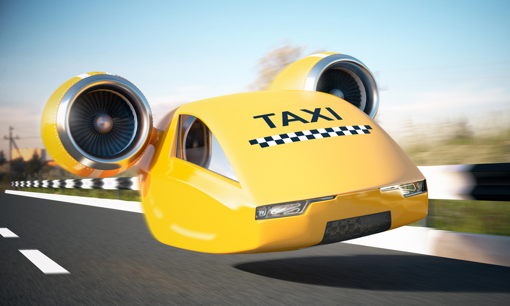 Russia invests $16 million in flying taxis.