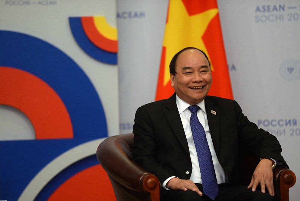 Vietnam President, Tran Dai Quang.