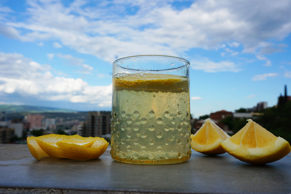 Lemonade: a perfect refreshment from the Soviet past.