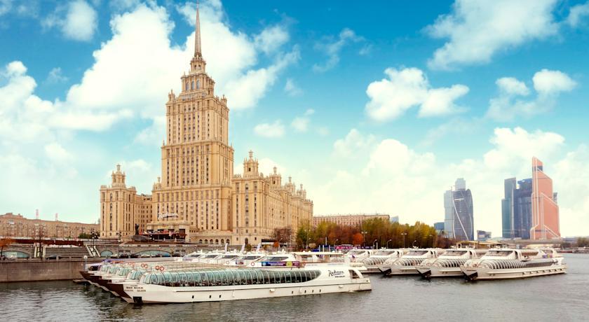 Всичко, което някога сте искали да знаете за съветския лукс: пътеводител за московските хотели-шедьоври от епохата на Сталин.