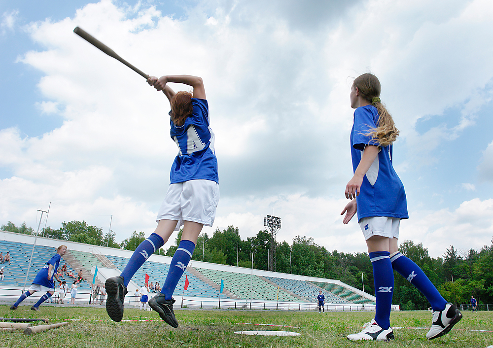 If you do have the desire to watch and play, we recommend that you visit Pushkino, where local lapta fans having been organizing outdoor games in the summer for several years now. Source: Lori/Legion Media