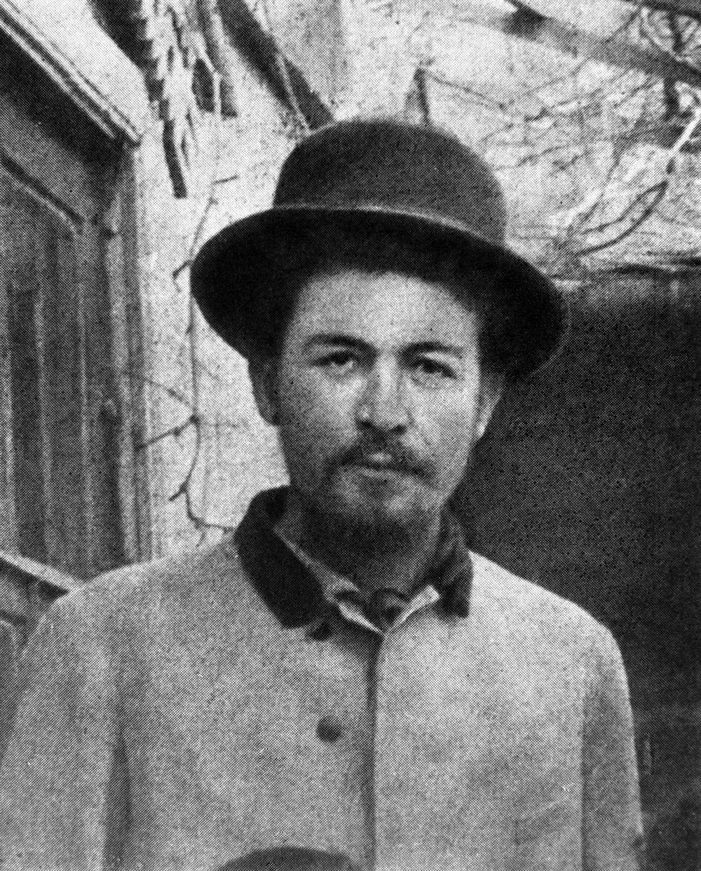 アントン・チェーホフはサハリン島の流刑地で3ヶ月を過ごした=