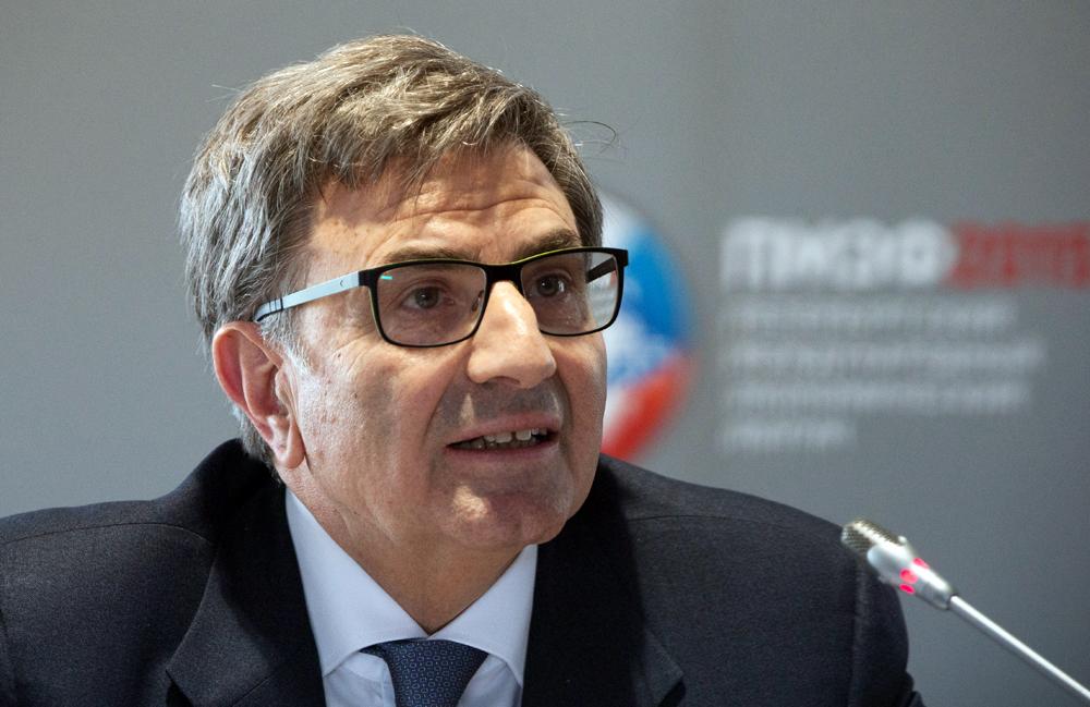 Antonio Fallico.