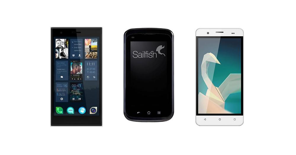 Los smartphones tendrán un sistema operativo creado en Rusia.