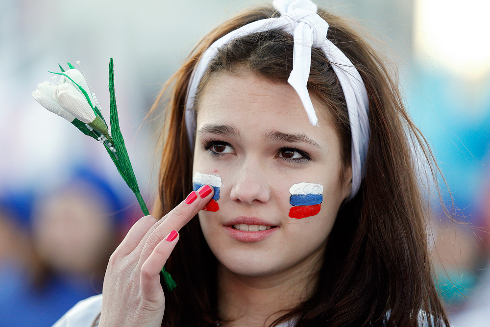26% of Russians believe that the country belongs to the category of great powers.