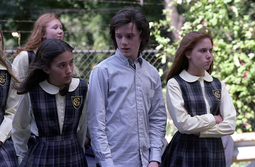 """Jeltschin hatte gute Russischkenntnisse und ist mit einer Reihe von Filmpreisen, darunter auch für Jungtalente, ausgezeichnet worden. // """"House of D"""" (2004)"""