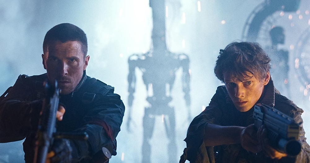 """Einprägsam waren auch seine Rollen in """"House of D"""", """"Alpha Dog"""" und """"Terminator Salvation"""". // """"Terminator: Die Erlösung"""" (2009)"""