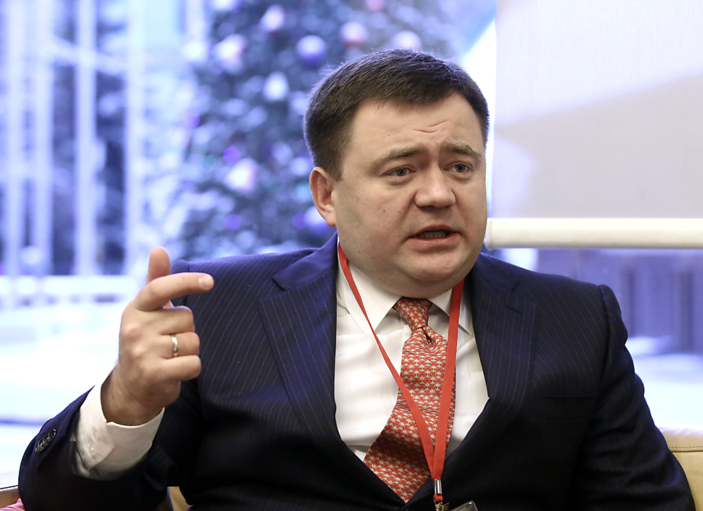 Pyotr Fradkov, CEO of the Russian Export Centre (REC).