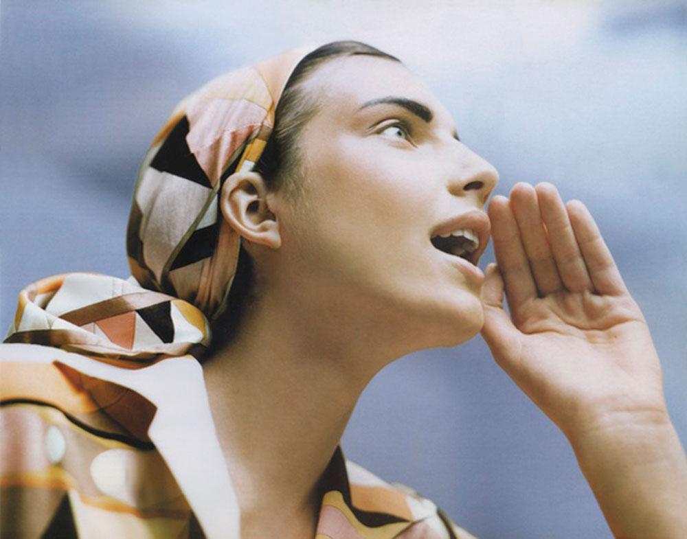 Vogue Russia, May 1999, Zanna.