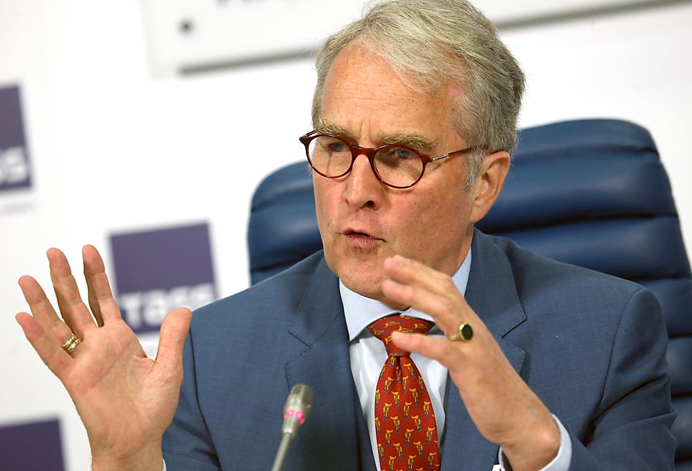 Rüdiger von Fritsch.