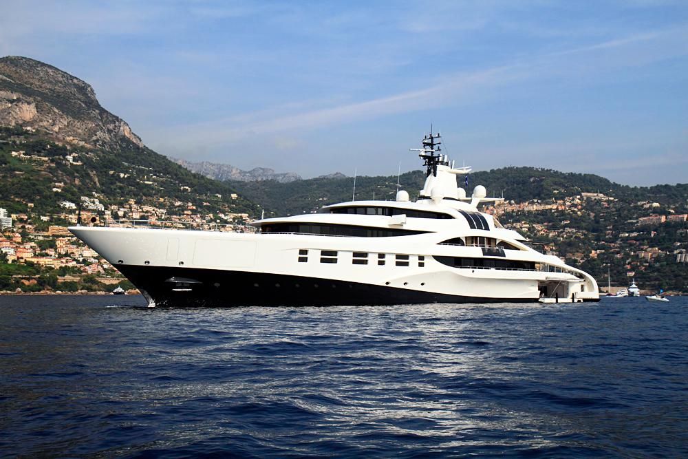 Yacht Palladium