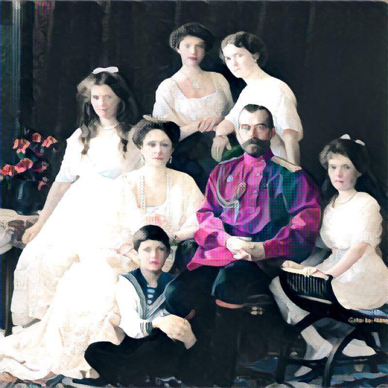 Although it has been launched only on June the 11th, Prisma has already been downloaded one million times and it has become one of the most popular apps in ten countries: Russia, Belorussia, Estonia, Moldova, Kyrgyzstan, Uzbekistan, Kazakhstan, Latvia, Armenia and Ukraine. // Check out the original pictures  of the Romanov family.