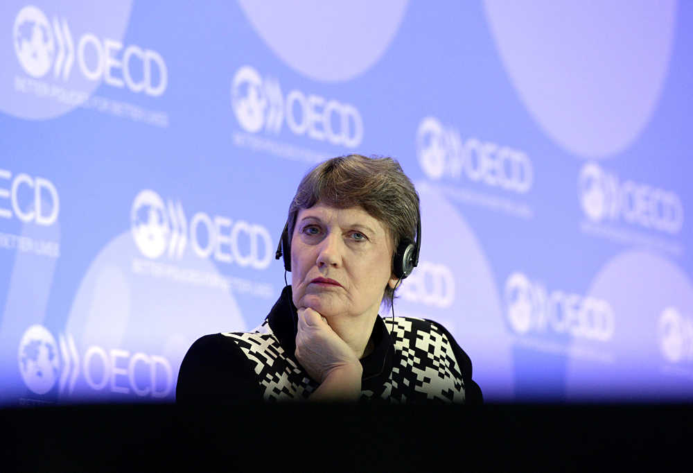 """You strive very hard to keep up to date about what modern Russia is like and what its people and leaders are thinking,"" former New Zealand's Prime Minister, Helen Clark."