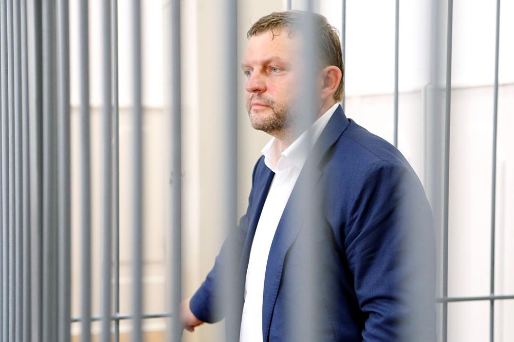 Der Fall um Nikita Belych wirft Fragen auf. Foto: Reuters