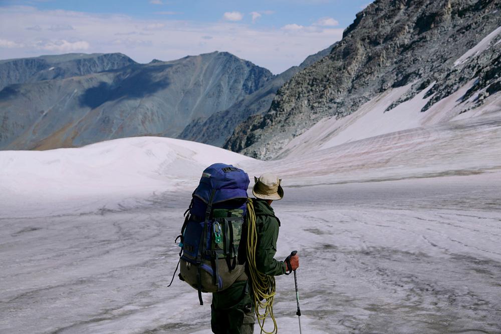Viaggio sui monti Altaj.