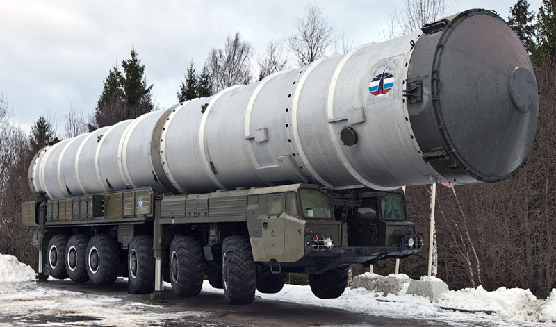 The system is deployed at the 9th division of the antimissile defense systems in the Sofrino-1 settlement 31 miles north of Moscow.