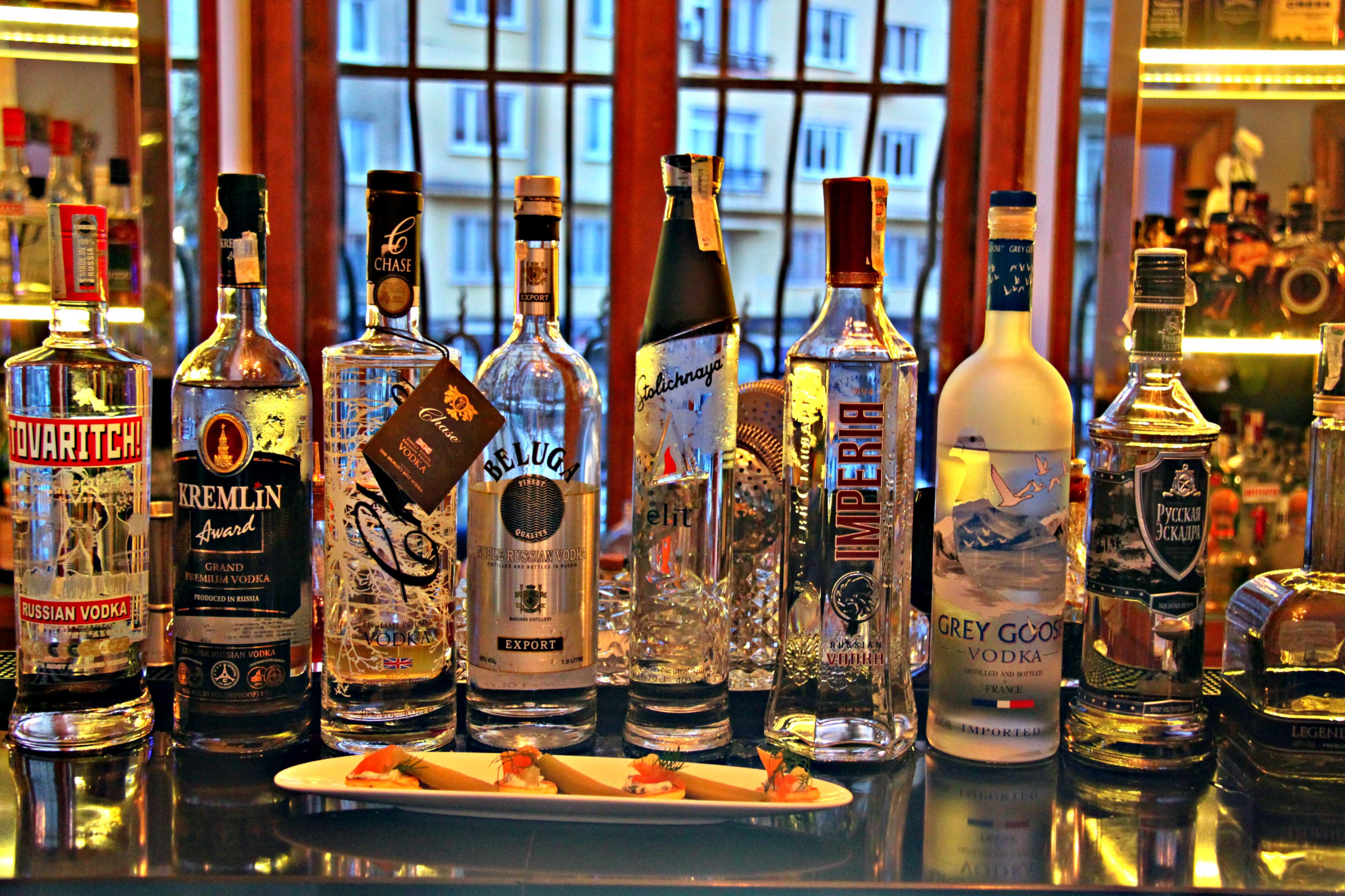 Mayoritas orang Rusia (80 persen) percaya bahwa minuman beralkohol punya efek negatif untuk kesehatan.