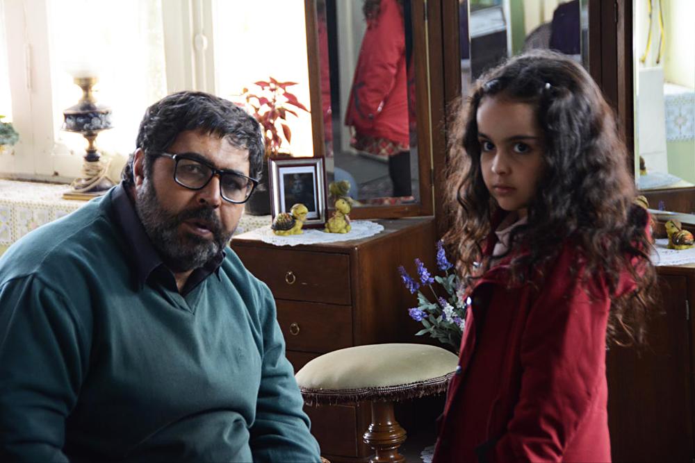 Il film u201cThe daughteru201d (Iran)