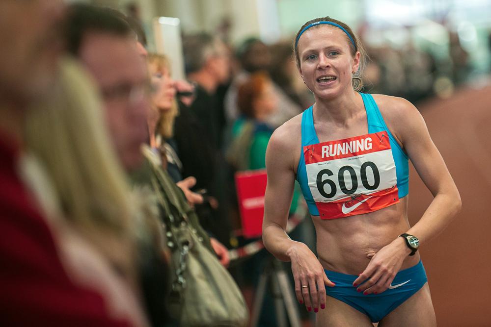 """Stepanowa wurde 2013 wegen Dopings disqualifiziert. Nach der Sperre berichtete sie im Enthüllungsfilm der ARD """"Geheimsache Doping"""" über illegale Leistungssteigerung im russischen Sport."""