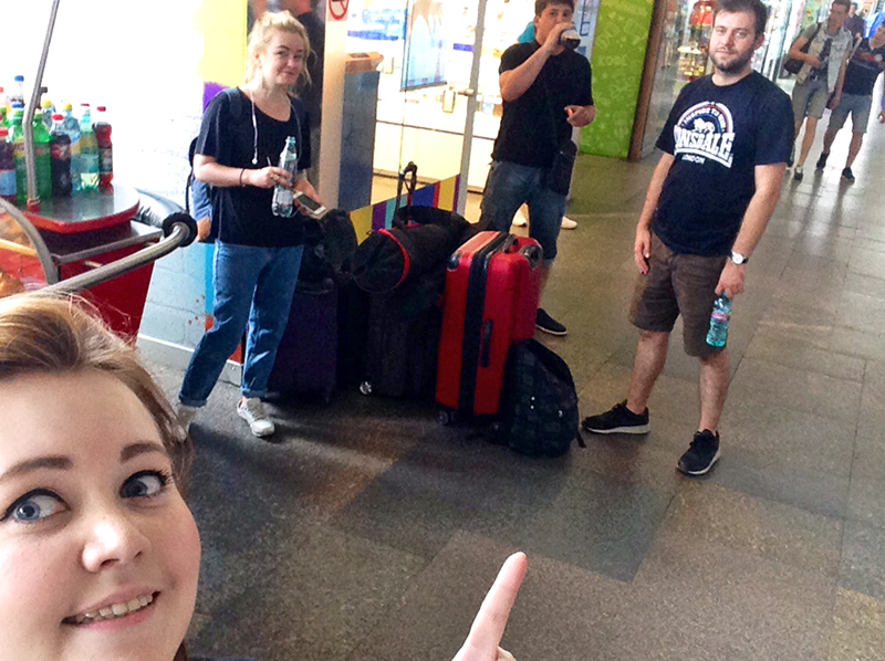 Day 1. 