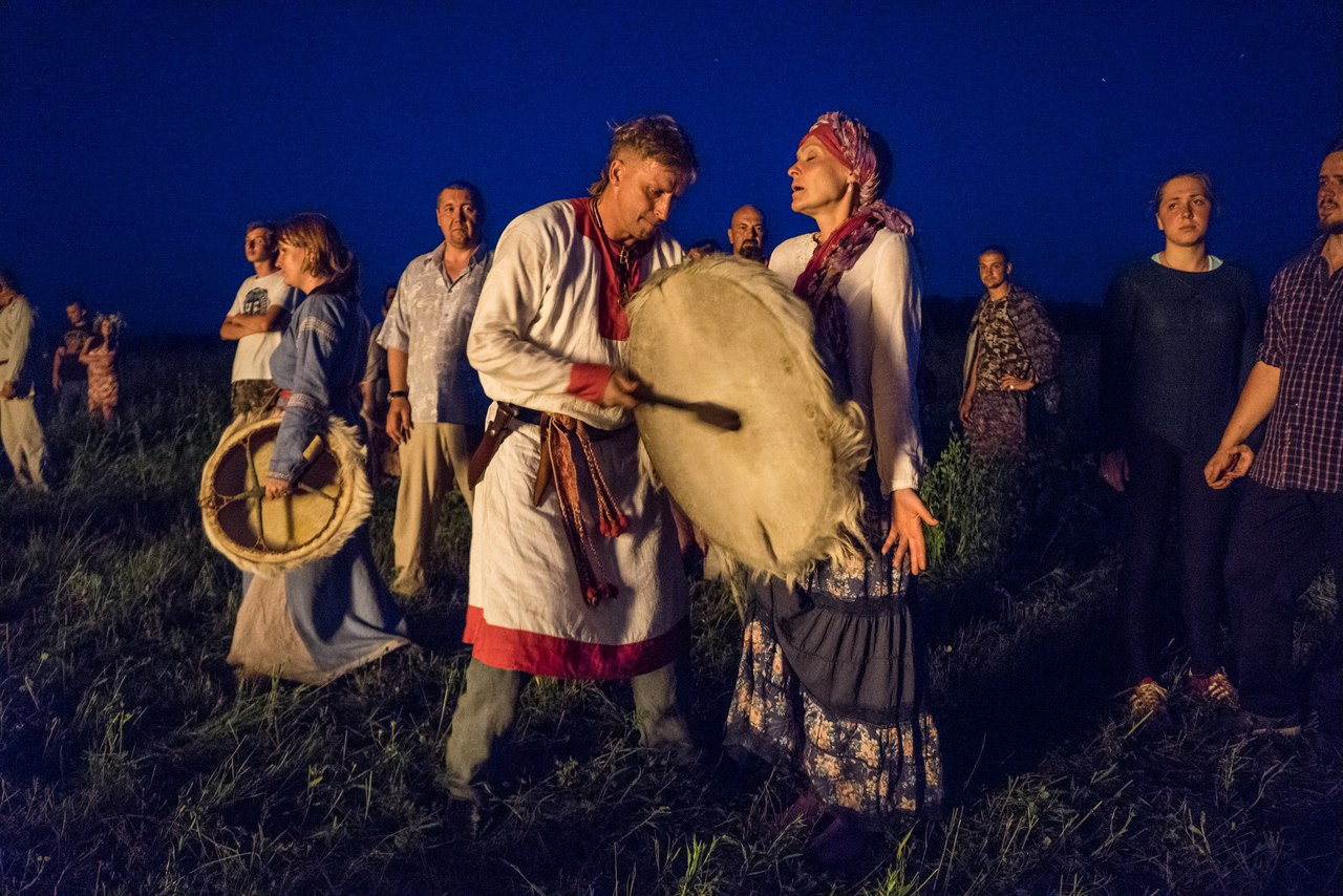 In pre-Revolutionary Russia, Ivan Kupala Day was the most important holiday of the year. Practically everyone took part in this feast. It was also essential for each person to be an active participant in all the ceremonies and rites.