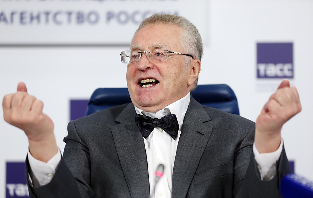 Pemimpin LDPR Vladimir Zhirinovsky sudah pernah menjadi calon presiden Rusia sebanyak lima kali.