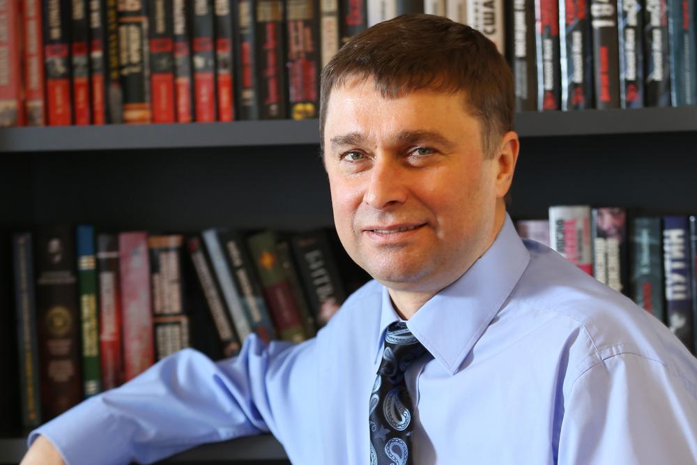 Андреј Григорјев.