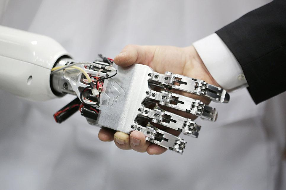 Технологична платформа за създаване на човекоподобен робот.