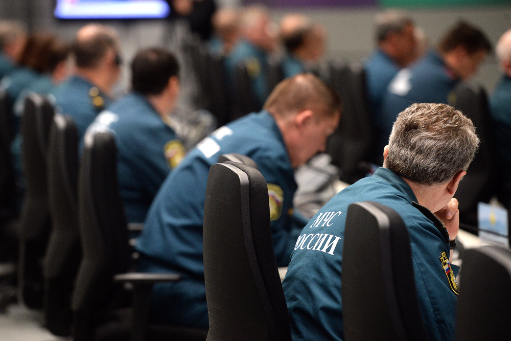 Russia and the U.S. agreed on regular information exchange to prevent and manage emergency situations.