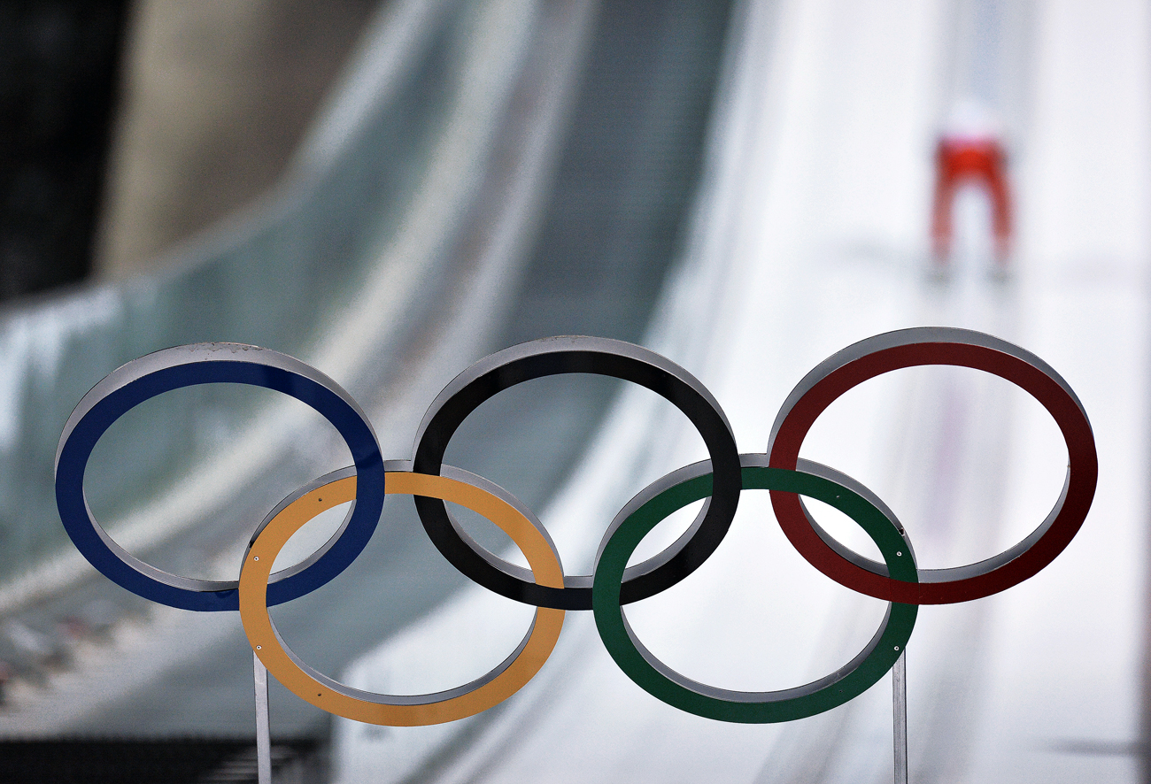 The Russian Olympic Committee asked that the incident be reviewed at the IOC Ethics Committee.